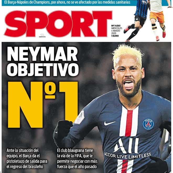 """Barcelona giở chiêu giữ Messi: Mua Neymar tái lập bộ ba """"hủy diệt"""" - 2"""