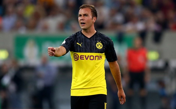 German Report Claims Inter Linked Mario Gotze Is Dreaming Of Move To Italy - Bóng Đá