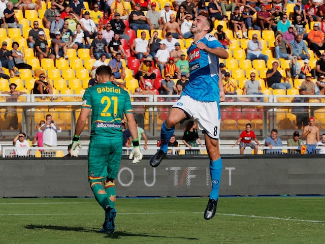 Manchester City enter race for Napoli's Fabian Ruiz? - Bóng Đá