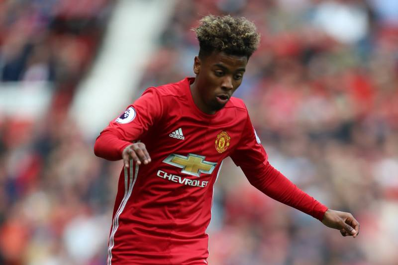 Chelsea interested in signing Manchester United wonderkid Angel Gomes  - Bóng Đá