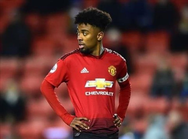 The Manchester United plan to block Chelsea transfer for Angel Gomes - Bóng Đá