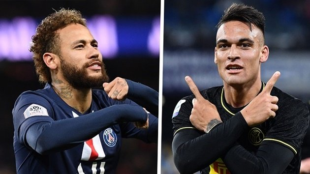 Barcelona forced to choose Neymar or Lautaro due to financial impact of coronavirus - sources - Bóng Đá