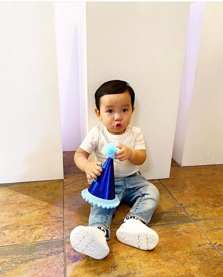 Sau bà xã Đan Trường, Phạm Hương đứng ngồi không yên khi con trai sốt 2 ngày, nguyên nhân là gì? - Ảnh 3.
