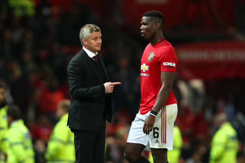Man Utd 'set to trigger' one-year extension in Paul Pogba's contract - Bóng Đá