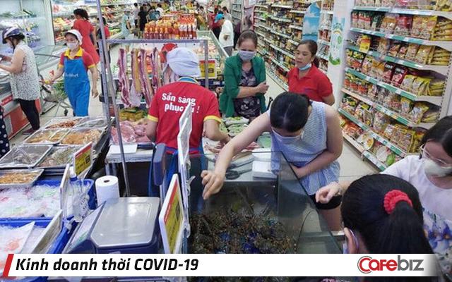 Khi các ông lớn bán lẻ chuyển mình thời COVID-19: Các bạn cứ ngồi yên khi Tổ quốc cần, VinMart, Coop Mart... sẽ chạy đến, không mất phí giao hàng - Ảnh 1.