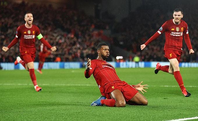 Liverpool chỉ còn cách chức vô địch 2 trận thắng