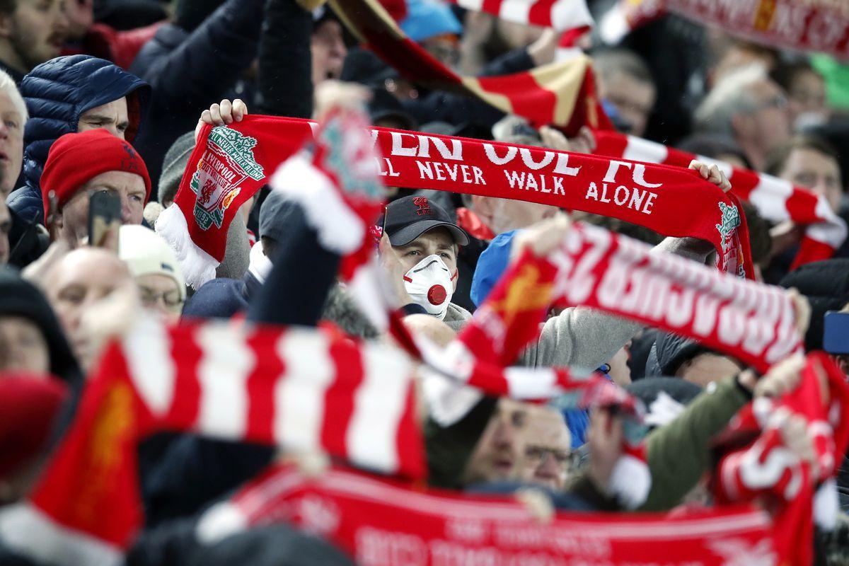 Nếu mùa giải này bị huỷ, cùng với chức vô địch hiển nhiên thì quả là cay đắng cho NHM Liverpool