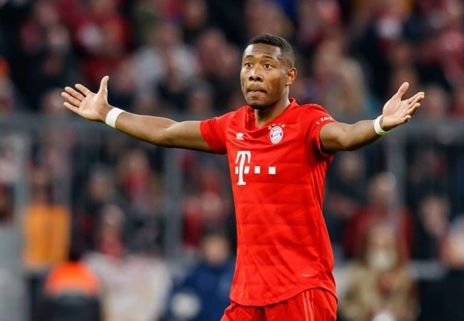 David Alaba, 27, will reject a move to Manchester City this summer in favour of joining either Real Madrid or Barcelona. - Bóng Đá