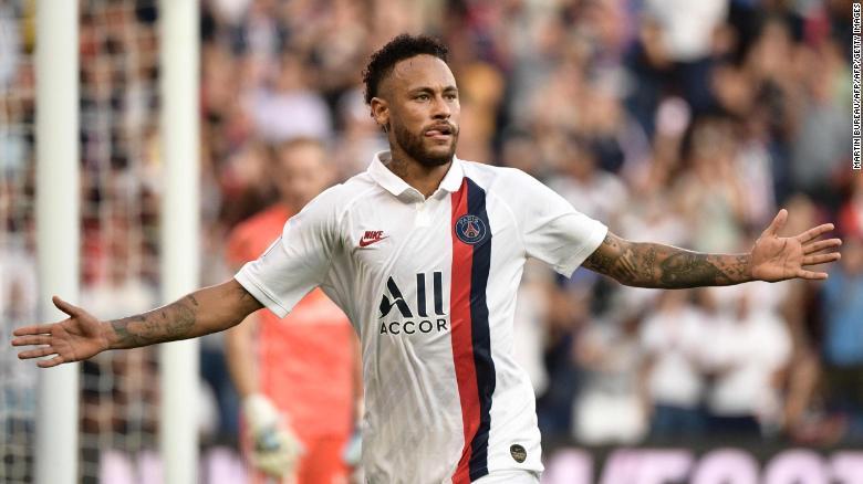 Neymar vẫn là mục tiêu số 1 của Barca. Ảnh: getty.