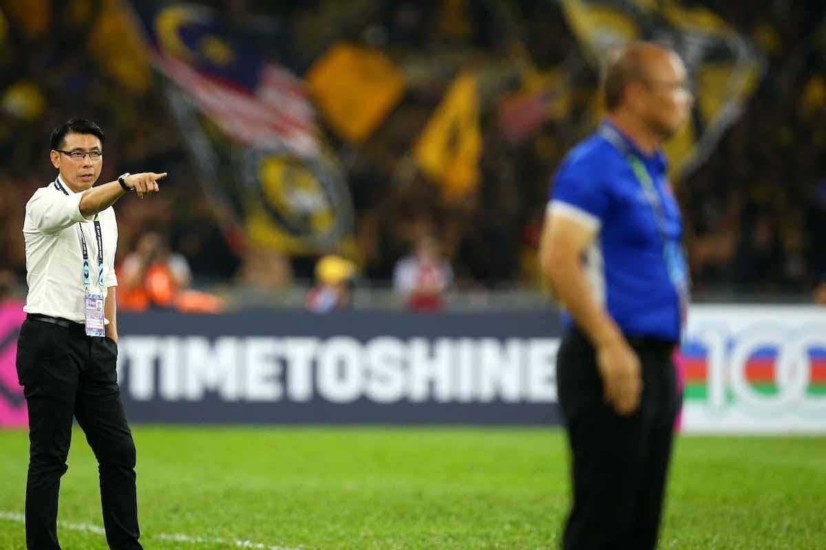 Quá trình làm mới đội hình tuyển Malaysia của HLV Tan Cheng Hoe diễn ra suôn sẻ hơn so với thầy Park. Ảnh: AFF.