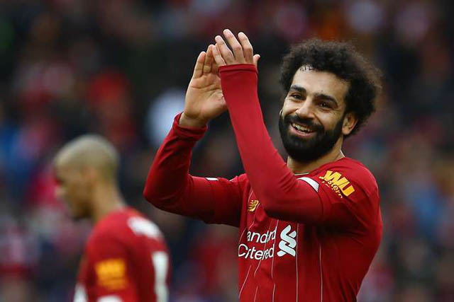 Liverpool đang khát khao giành chức vô địch Ngoại hạng Anh 2019/20