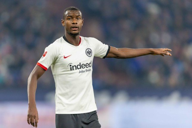 Arsenal and Liverpool keeping tabs on Frankfurt defender Even N'Dicka - Bóng Đá