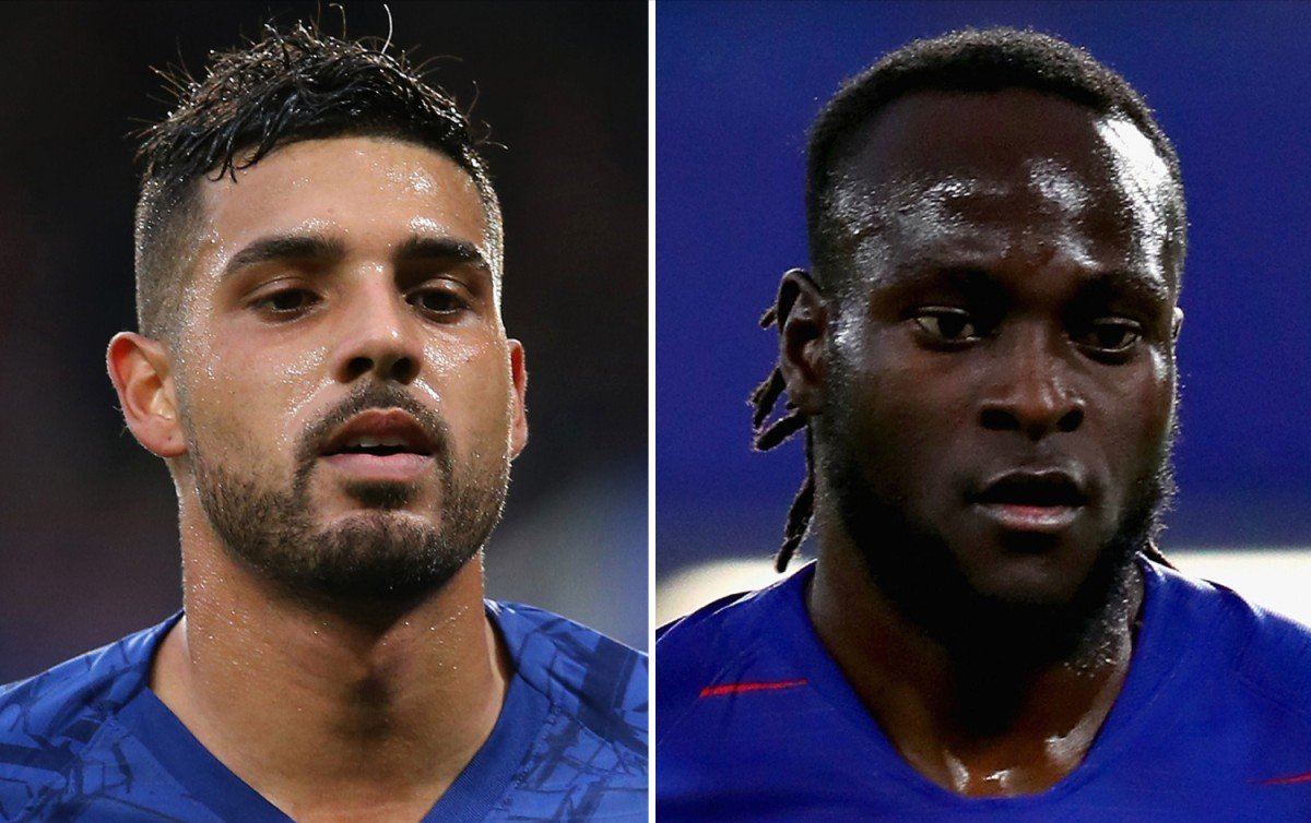 chelsea prepare to sell emerson and moses - Bóng Đá