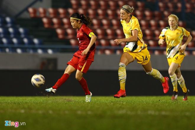 Tuyen nu Viet Nam 1-2 Australia: Huynh Nhu ghi ban thang lich su hinh anh 14 6_zing_4_.jpg