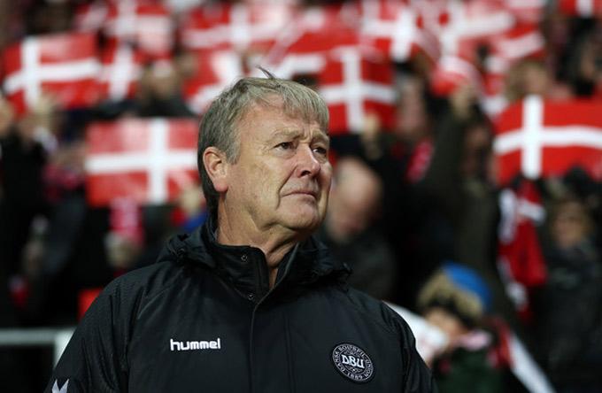 HLV Hareide chưa biết mình có dẫn dắt ĐT Đan Mạch tại EURO 2021 không