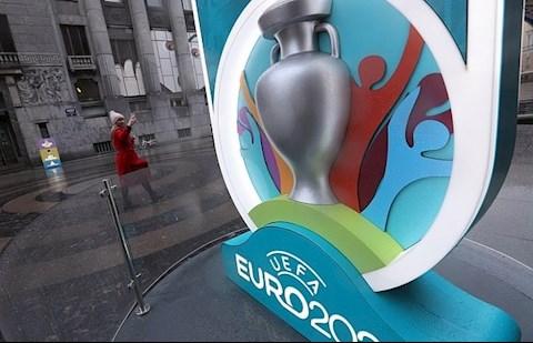 Euro 2020 CHÍNH THỨC được dời sang năm 2021 hình ảnh