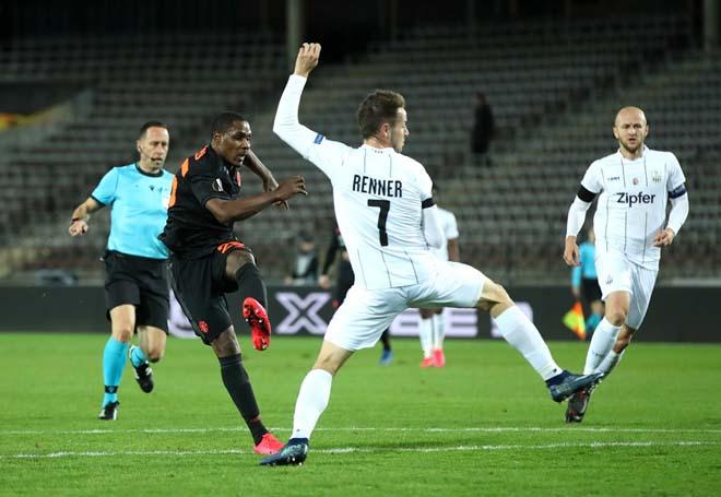 Kết quả bóng đá Europa League, LASK - MU: 5 bàn dạo chơi, cầm chắc vé tứ kết - 1