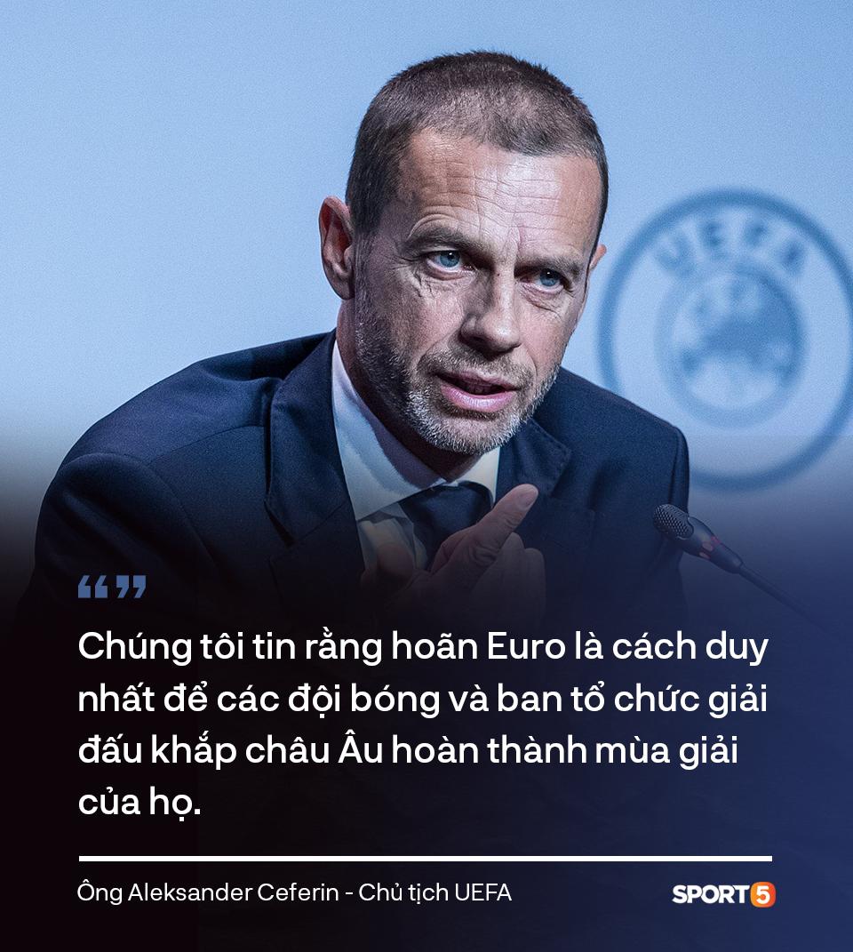 Hoãn Euro thì dễ, kết thúc mùa 2019-2020 mới là thử thách khó như lên trời - Ảnh 2.