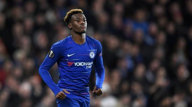 Hudson-Odoi cũng khiến Chelsea vạ lây. Ảnh: Sky Sports