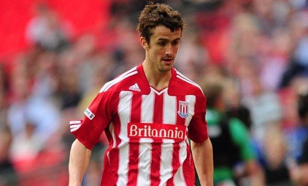 11 cầu thủ từng khoác áo Man Utd và Stoke City - Bóng Đá