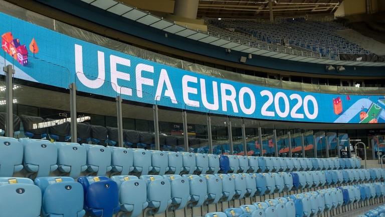 Nga, EURO 2020, COVID-19, virus corona,