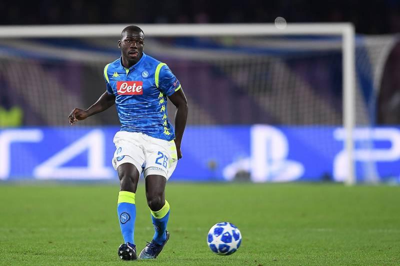 Manchester United set to move for Napoli defender Koulibaly - Paper Round - Bóng Đá
