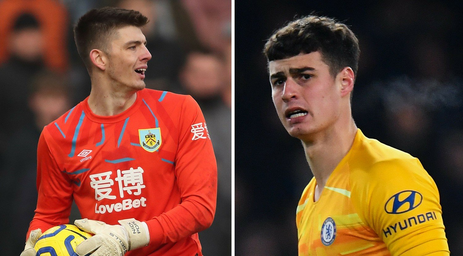 burnley want 50m for nick pope - Bóng Đá