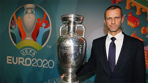 UEFA giữ nguyên tên gọi EURO 2020 thay vì EURO 2021