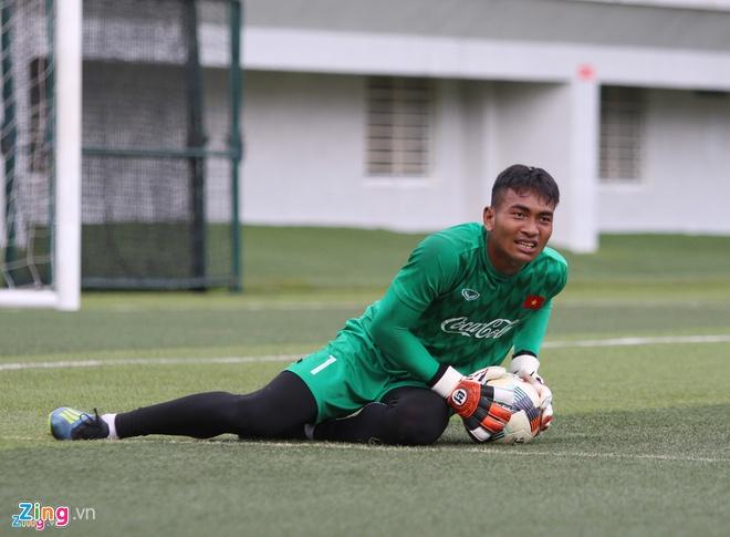 Thu mon U23 Viet Nam - tu nhan to tre toi nghi an tieu cuc hinh anh 1 Y_eli_Nie_zing.jpg