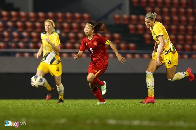 Tuyen nu Viet Nam 1-2 Australia: Huynh Nhu ghi ban thang lich su hinh anh 13 6_zing_3_.jpg