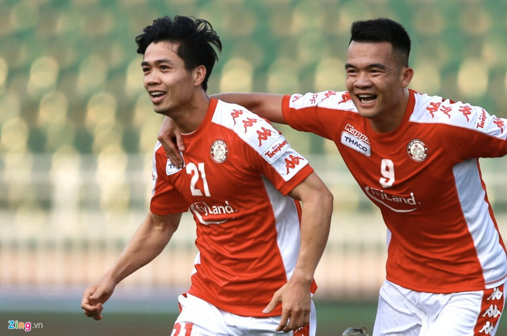 Samson: 'Viet Nam se du World Cup neu co cau thu nhap tich' hinh anh 3 Cong_Phuong_TP.HCM_1_zing.jpg