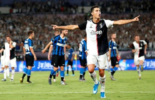 """Đại chiến Juventus - Inter Milan: Ronaldo dọa đối thủ, lộ bí mật """"máy săn bàn"""" - 1"""