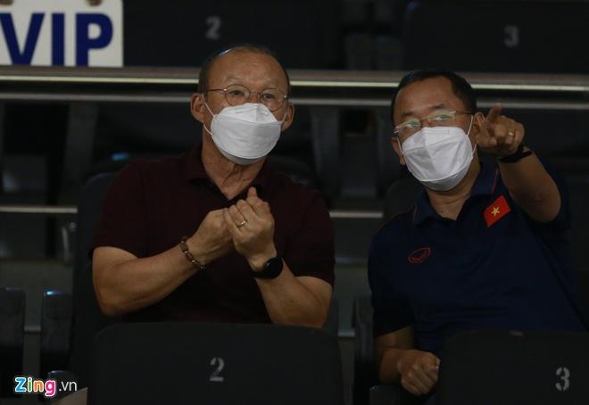 HLV Park du khan tran dau o V.League sau thoi gian bi cach ly hinh anh 1 33_zing.jpg