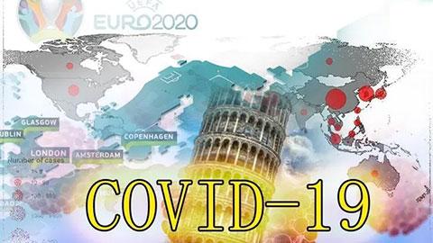 93 ngày trước EURO: COVID-19 có thể 'đẩy' EURO 2020 sang tận năm sau