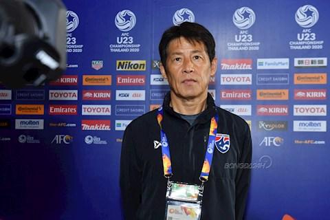 Vì Covid-19, HLV Akira Nishino không tiếp xúc với cầu thủ hình ảnh