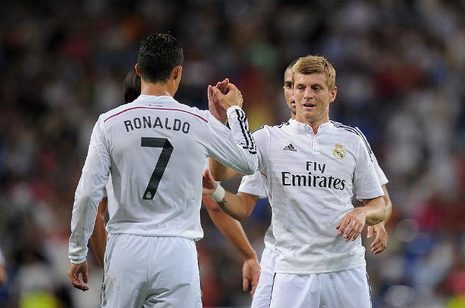 """Đại chiến Juventus - Inter Milan: Ronaldo dọa đối thủ, lộ bí mật """"máy săn bàn"""" - 3"""