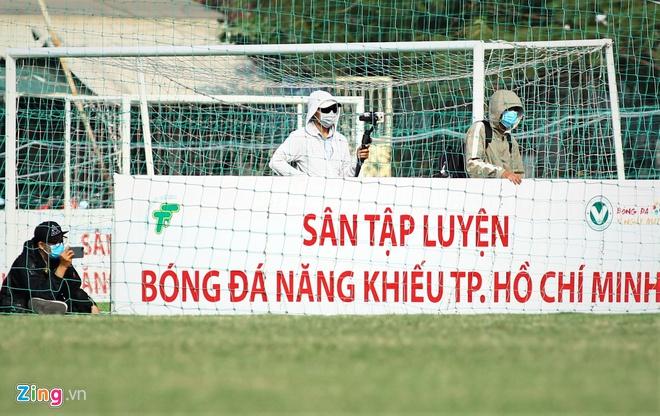 Cong an dieu tra bat thuong o vong loai U19 quoc gia hinh anh 2 u19_vong_loai_zing_5.jpg