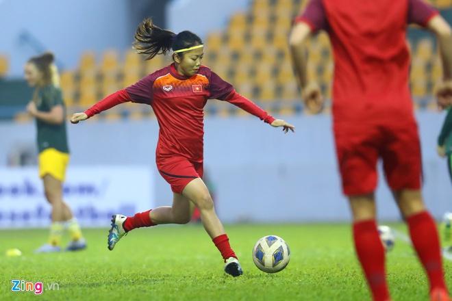 Tuyen nu Viet Nam 1-2 Australia: Huynh Nhu ghi ban thang lich su hinh anh 9 1_zing_4_.jpg