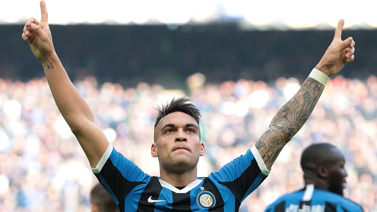 Chelsea, Manchester United & Manchester City All Interested In Inter's Lautaro Martinez - Bóng Đá