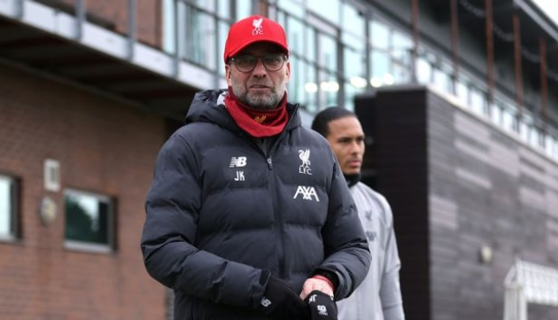 Liverpool set to return to group training next week - but by video link sessions - Bóng Đá