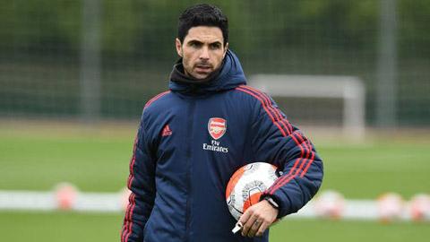HLV Arteta dương tính với Covid-19, Arsenal vẫn tiếp tục thi đấu?
