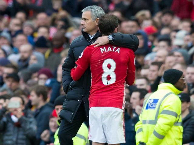 Mata khẳng định không có rạn nứt với Mourinho