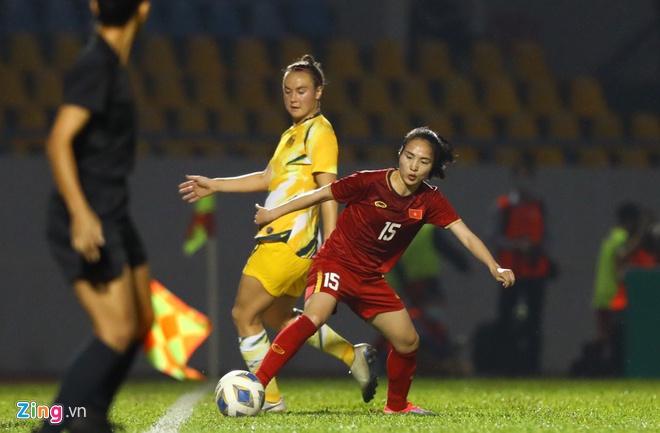 Tuyen nu Viet Nam 1-2 Australia: Huynh Nhu ghi ban thang lich su hinh anh 12 6_zing_1_.jpg