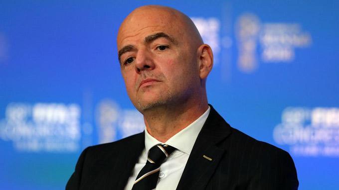 Infantino có nguy cơ phá sản kế hoạch nâng cấp FIFA Club World Cup
