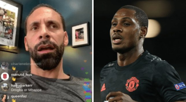 Rio Ferdinand sends message to Manchester United over permanent Odion Ighalo transfer move - Bóng Đá