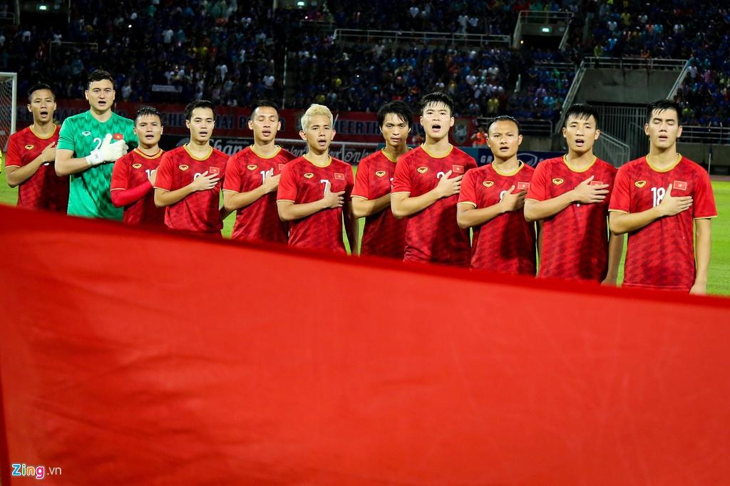 Samson: 'Viet Nam se du World Cup neu co cau thu nhap tich' hinh anh 2 Tuyen_Viet_Nam_zing.jpg