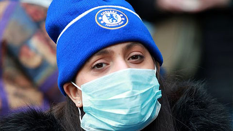 Ngoại hạng Anh vẫn diễn ra bình thường bất chấp chấp dịch virus corona