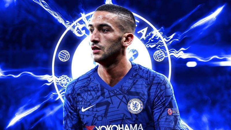 How Chelsea could line-up with Philippe Coutinho joining Hakim Ziyech in summer transfer - Bóng Đá