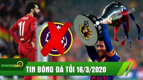 TIN BÓNG ĐÁ TỐI 163 Barca yêu cầu tuyên bố vô địch La Liga hình ảnh