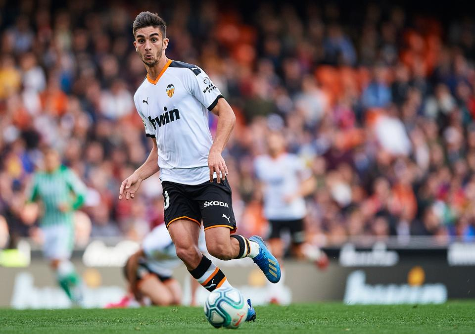 Replace Silva, Man City sign  Ferran Torres - Bóng Đá